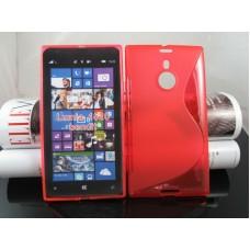"""Чехол силиконовый для Nokia Lumia 1520 """"Wave"""""""