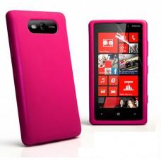 """Чехол силиконовый для Nokia Lumia 820 """"Soft"""""""