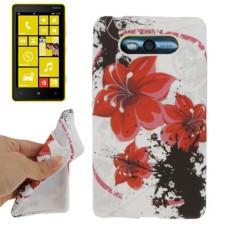 """Чехол силиконовый для Nokia Lumia 820 """"Butterfly"""""""