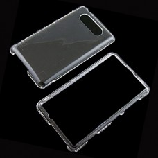 """Чехол пластиковый для Nokia Lumia 820 """"Crystal"""""""
