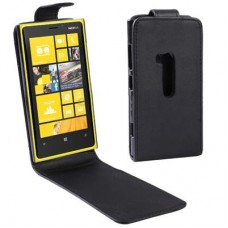"""Чехол кожаный для Nokia Lumia 920 """"Elegant Look"""""""
