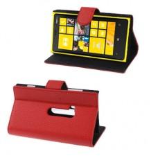 "Чехол кожаный для Nokia Lumia 920 ""Sophisticated Look"""