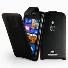"""Чехол кожаный для Nokia Lumia 925 """"Flip"""""""