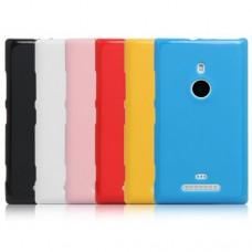 """Чехол силиконовый для Nokia Lumia 925 """"Mellowness"""""""