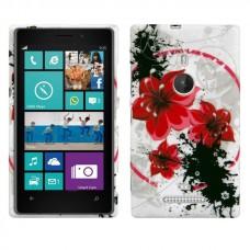 Чехол силиконовый для Nokia Lumia 925