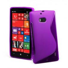 """Чехол силиконовый для Nokia Lumia 930 """"Smooth Wave"""""""