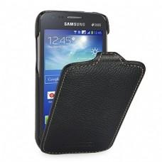 """Чехол кожаный для Samsung Galaxy Ace 3  TETDED""""Manifik"""""""