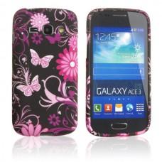 "Чехол полиуретановый для Samsung Galaxy Ace 3 ""Weave"""