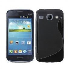 """Чехол силиконовый для Samsung Galaxy Core i8260 """"Wave"""""""
