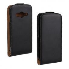 "Кожаный чехол для Samsung Galaxy Ace 4 ""Сourtney"""