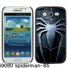 Чехол алюминиевый для Samsung Galaxy Grand I9080 «Spiderman»