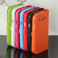 "Чехол кожа и пластик для Samsung Galaxy Grand I9080 5"" (5 цветов)"