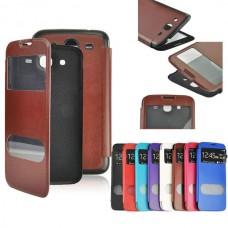 """Чехол кожаный для Samsung Galaxy Mega 5.8 I9150 """"Business"""""""