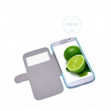 "Чехол кожаный для Samsung Galaxy Mega 5.8 i9150 ""Page One"""