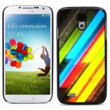 "Чехол алюминиевый для Samsung Galaxy S4 I9500 5"" Lines And Stars"
