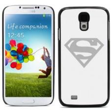 Чехол алюминиевый для Samsung Galaxy S4 I9500 Superman sign