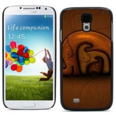 "Чехол алюминиевый для Samsung Galaxy S4 I9500 5"" Three Elephants"