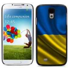 """Чехол алюминиевый для Samsung Galaxy S4 I9500 5"""" Ukraine Flag02"""