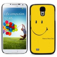 """Чехол алюминиевый для Samsung Galaxy S4 I9500 5"""" Nice Day"""