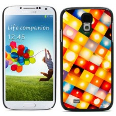 """Чехол алюминиевый для Samsung Galaxy S4 I9500 5"""" Modern Art"""