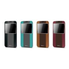 "Чехол кожаный для Samsung G900 Galaxy S5 Rock Shuttle Series ""Kropla"""
