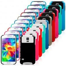 """Чехол для  Samsung Galaxy S5 i9600 пластик+ полиуретан """"Space"""""""