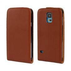 """Чехол кожаный для Samsung Galaxy S5 """"Exility"""""""