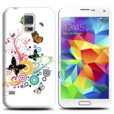 "Чехол для Samsung Galaxy S5 Mini G800л полиурет ""Colorfulness"""