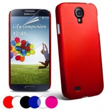 Чехол пластиковый для Samsung Galaxy S4 i9500 (5 цветов)