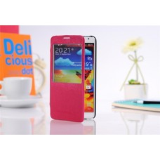 "Чехол пластиковый для Samsung Galaxy Note 3 N9000 ""Wool"""