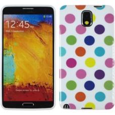 "Чехол полиуретановый для Samsung Galaxy Note 3 ""Wonderful Peas"""