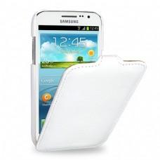 "Чехол кожаный (флип)  для Samsung i8552 Galaxy Win TETDED ""Drako"""