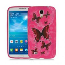 "Чехол полиуретановый для Samsung Galaxy Mega 6.3 ""Graffiti"""