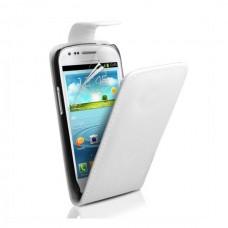 "Чехол кожаный для Samsung Galaxy S3 I8190 mini ""Elegant"""