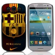 """Чехол алюминиевый для Samsung Galaxy S3 I9300 """"Football"""""""