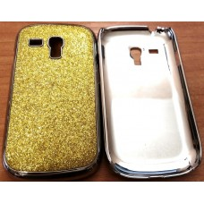 "Чехол пластиковый для Samsung Galaxy S3 Mini ""Блестящий"""