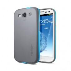 Чехол полиуретановый для Samsung Galaxy S3 i9300 (4 цвета)