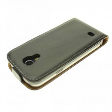 "Чехол кожаный для Samsung Galaxy S4 Mini i9190 ""Flip"""