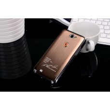 Чехол пластиковый Ferrari для Samsung Galaxy Note 2 N7100