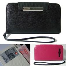 "Чехол кожаный для Samsung Galaxy Note II N7100 5.5"""