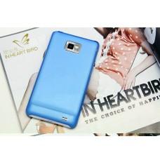 Чехол пластиковый для Samsung Galaxy S2 i9100 (2 цвета)