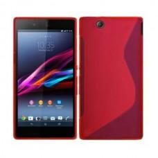 "Чехол силиконовый для Sony Xperia Z Ultra XL39h ""Water"""