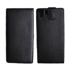 "Чехол кожаный для Sony Xperia Z1 L39h ""Elegant Look"""
