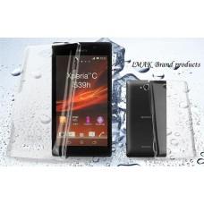 "Чехол пластиковый для Sony Xperia C S39h ""Crystal"" Imak"