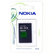 АКБ Nokia BL-5CA Original.