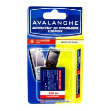 АКБ Avalanche Nokia 6111 (BL-4B)