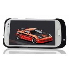 Чехол аккумулятор для Samsung Galaxy S3. 3200mAh