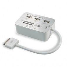 """Универсальный картридер для iPad/iPhone """"5 в 1 Camera Kit"""""""