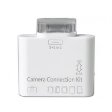 "Картридер с USB для iPad/iPhone ""5 в 1 Connection Kit"""