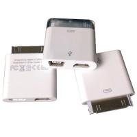 Адаптер Mini-Micro USB для iPhone, iPad и iPod